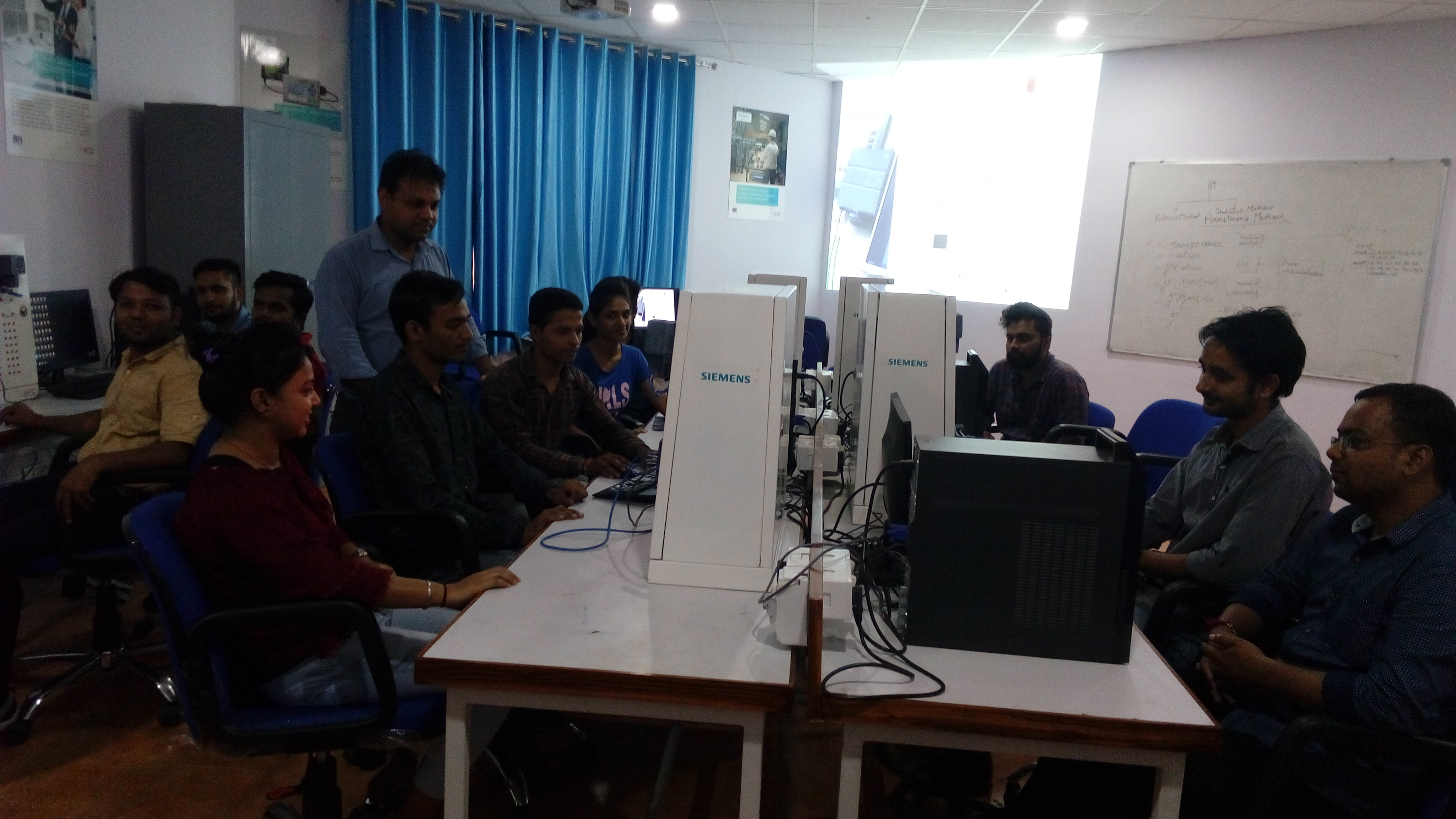 Siemens Automation Program